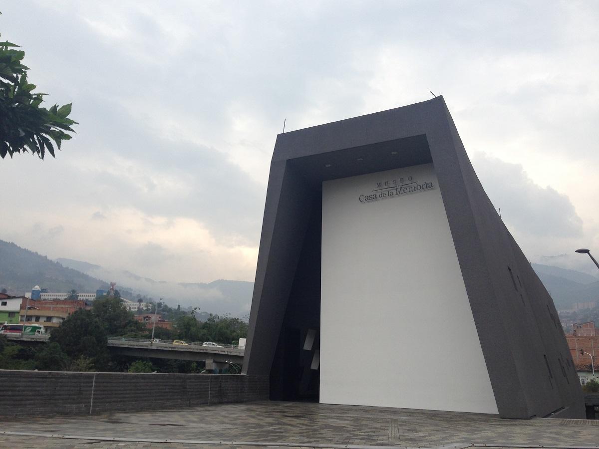 Casa de la Memoria Medellin
