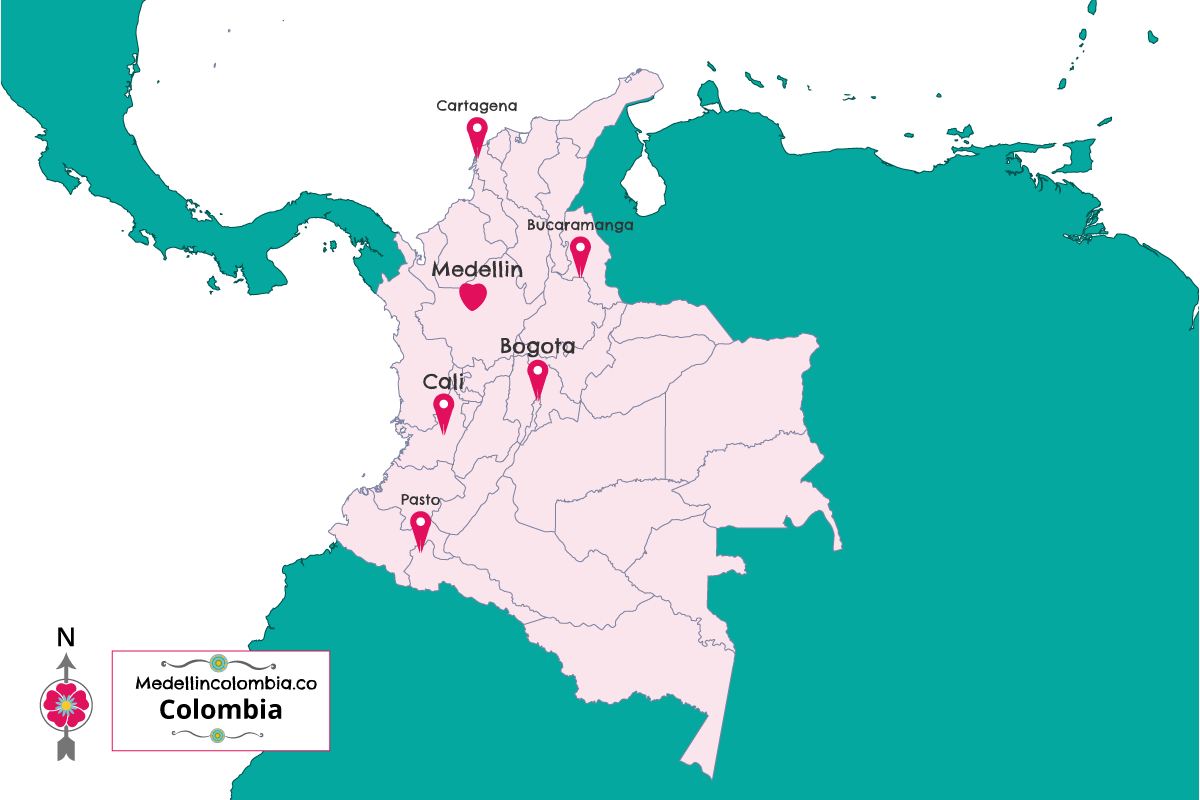 Medellin Factfile - MedellinColombia.co
