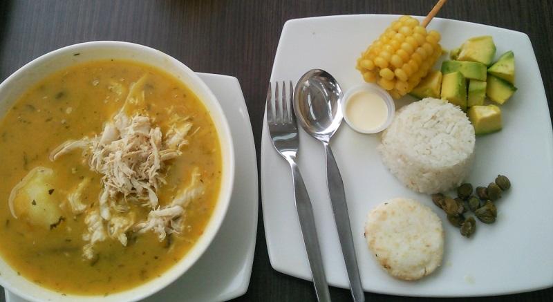 Colombian Food Restaurant