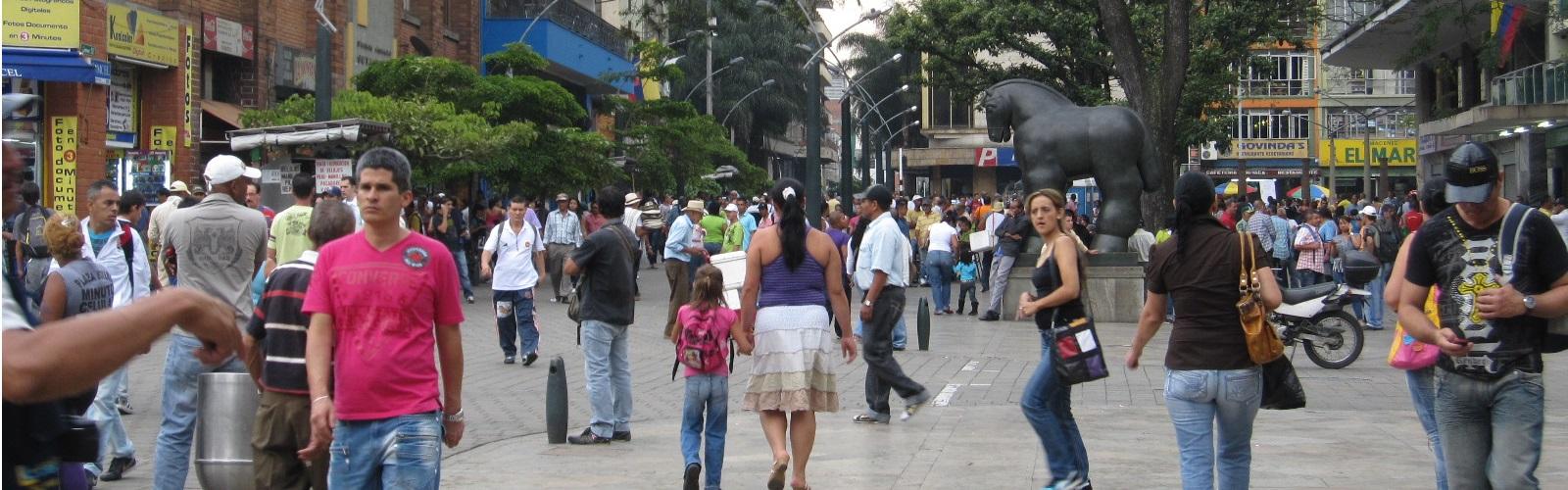 Medellin's El Centro