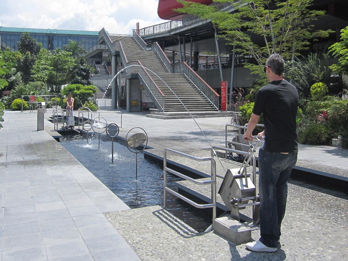 Parque Explorer Medellin