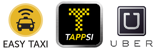 Taxi Apps in Medellin