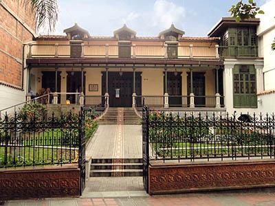 Casa Barrientos