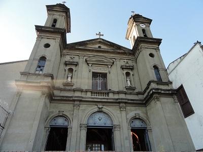 Iglesia San Antonio