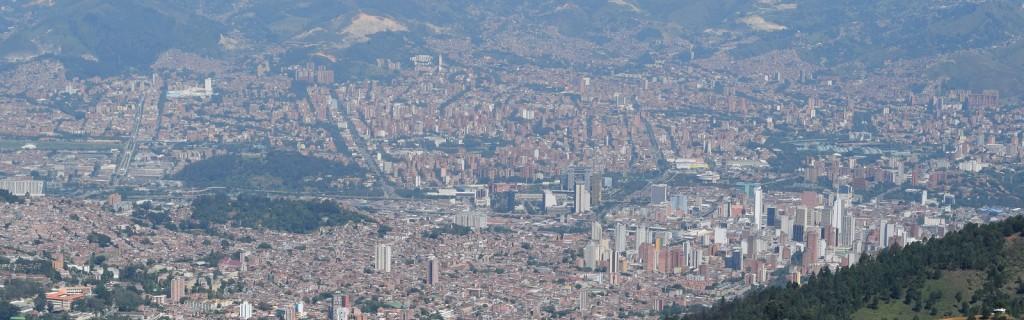 Los Miradores de Medellin