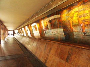Pedro Nel Gomez Murals