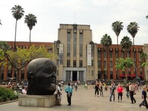 Plaza Botero & Museo de Antioquia