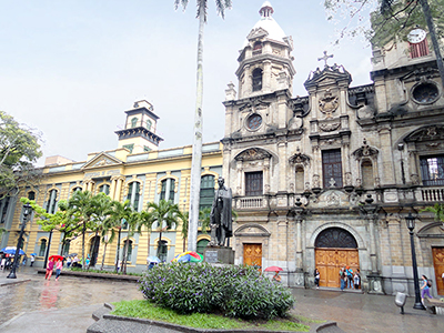 Plaza San Ignacio