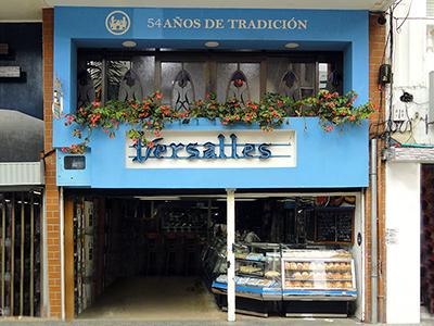 Restaurante Versalles Medellin