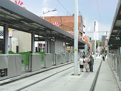 Tramvia Medellin