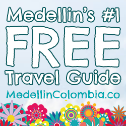 Medellin Free City Guide