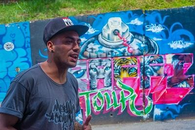 Medellin Graffiti Tour Comuna 13